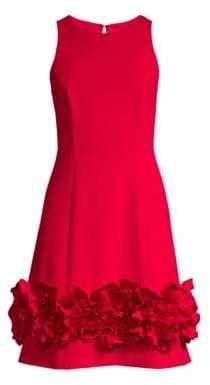Aidan Mattox Sleeveless Cocktail Dress