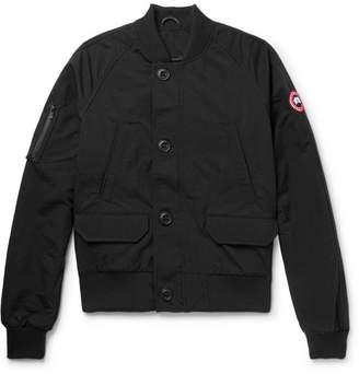 Canada Goose Faber Nylon Bomber Jacket