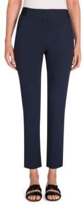 Giorgio Armani Lana Wool-Blend Crop Pants