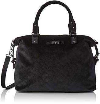 Le Temps Des Cerises Women's LTC5E4X Bowling Bag Black