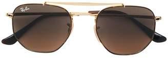 Ray-Ban polarized hexagon sunglasses