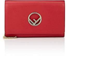 Fendi Women's Chain Wallet - Red