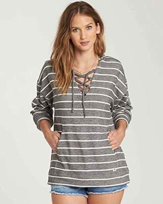 Billabong Women's Weekend Lover Hooded Sweatshirt
