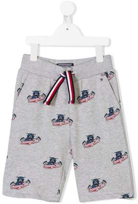 Tommy Hilfiger Junior tommy cats tracksuit shorts