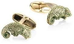 Paul Smith Lizard Cuff Links