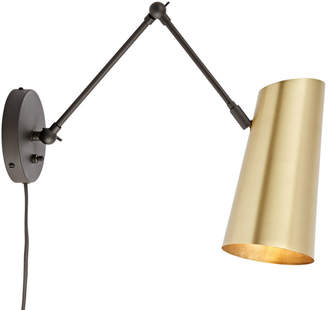 Rejuvenation Cypress Articulating Sconce Plug-In