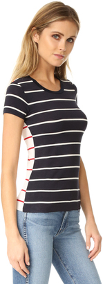 Bailey44 Breakwater Tee $108 thestylecure.com