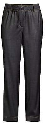 Lafayette 148 New York Women's Dekalb Wool & Tencel Pants