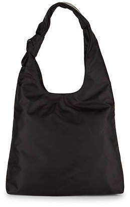 At The Bay Lord Taylor Design Lab Classic Bow Hobo Bag