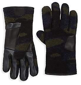 a951e8ecf3e7b9 Mens Uggs Leather Gloves - ShopStyle