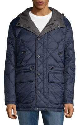 Hawke & Co Reversible Down-Filled Jacket