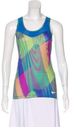 Nike Printed Sleeveless Top