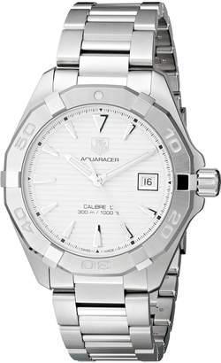 Tag Heuer Men's WAY2111.BA0910 Analog Display Swiss Automatic Watch