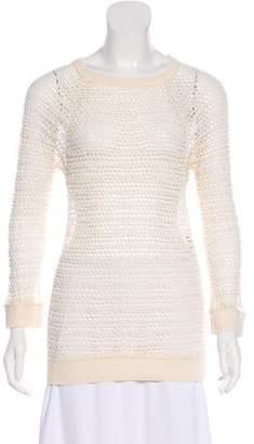 Isabel Marant Knit Long Sleeve Sweater