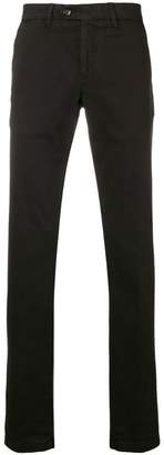 Corneliani slim-fit tailored trousers