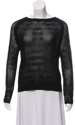 Tess Giberson Long Sleeve Knit Sweater
