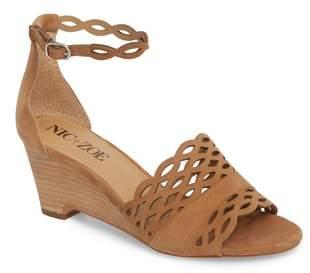 Nic+Zoe Flora Wedge Sandal