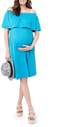 Riley Cold Shoulder Dress