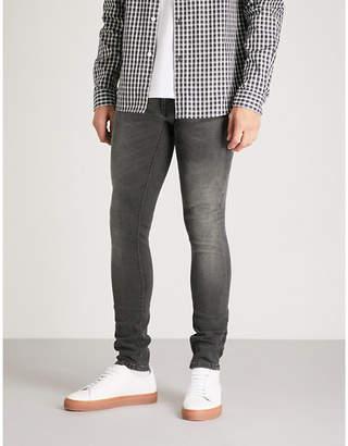 Nudie Jeans Skinny Lin slim-fit skinny jeans