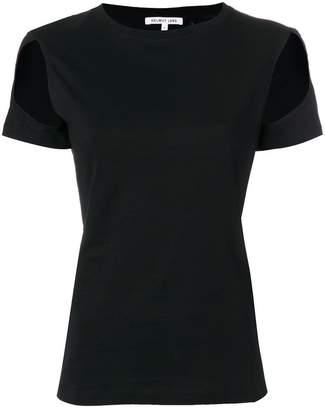 Helmut Lang (ヘルムート ラング) - Helmut Lang カットアウト Tシャツ