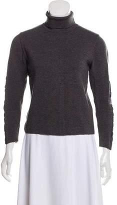 Prada Sport Wool Turtleneck Sweater