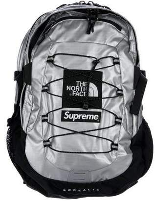 The North Face Supreme X Metallic Borealis Backpack w/ Tags