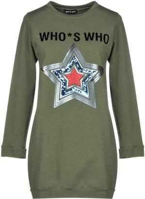 Who*s Who Sweatshirts