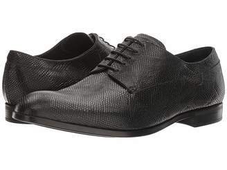 Emporio Armani Savelli Plain Toe Oxford Men's Shoes