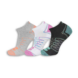 New Balance 3-pk. Performance Low-Cut Socks