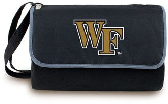 Picnic Time Wake Forest Demon Deacons Blanket Tote