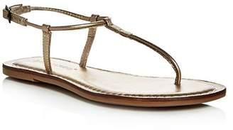 Bernardo Lilly T-Strap Thong Sandals