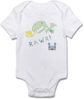 Dragon Optical CafePress - Rawr! Baby Onesie - Cute Infant Bodysuit Baby Romper