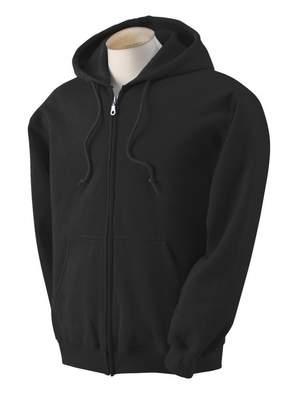 Gildan A&E Designs Adult Heavyweight Blend Full-Zip Hooded Sweatshirt - , 3XL