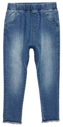 Stem Shadow Patch Jeans