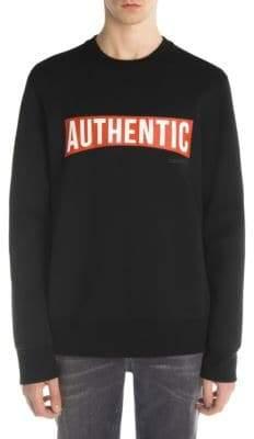 Neil Barrett Authentic Sweatshirt