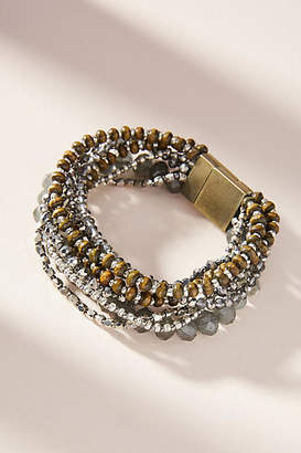 Anthropologie Amelie Layered Bracelet