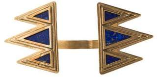 Pamela Love Lapis Mountain Cuff