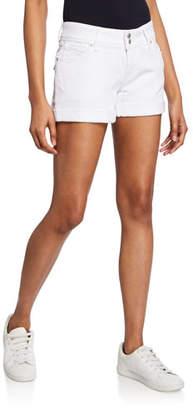 5feb990edf Hudson Croxley Mid-Rise Denim Shorts