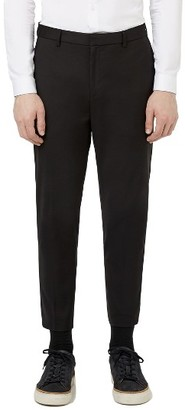 Men's Topman Skinny Fit Crop Trousers $70 thestylecure.com