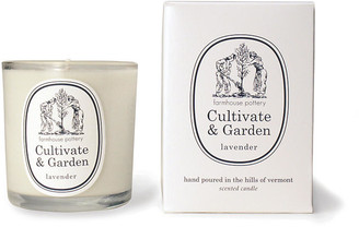 Cultivate & Garden Candle - Lavender - Farmhouse Pottery