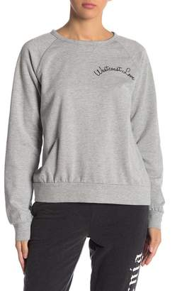 C&C California Raglan Sleeve Sweatshirt