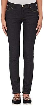 Valentino Women's Studded Skinny Jeans