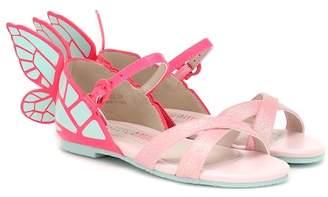 Sophia Webster Mini Chiara leather sandals