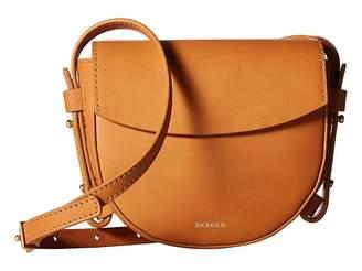 Skagen Lobelle Mini Saddle Bag