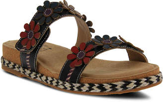 Spring Step L'Artiste by Resort Wedge Sandal - Women's