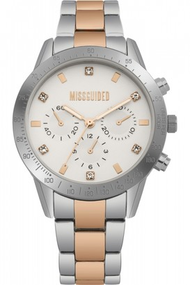 Missguided Ladies Watch MG004SRM