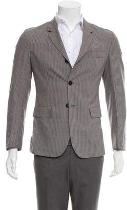 Marni Three-Button Deconstructed Blazer