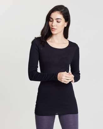 Hanro Seamless Long Sleeve Shirt