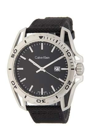 Calvin Klein Men's Earth Casual Watch, 44.2mm