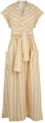 Three Graces London Clarissa Wrap Dress